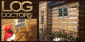 Log Home Repair